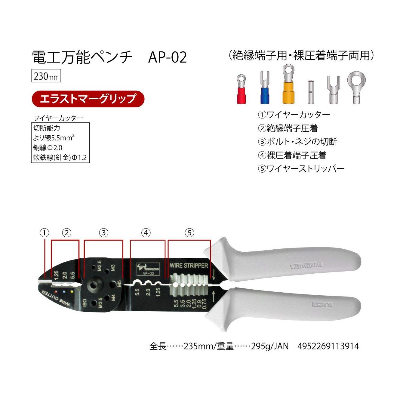 Kìm Tsunoda AP-02