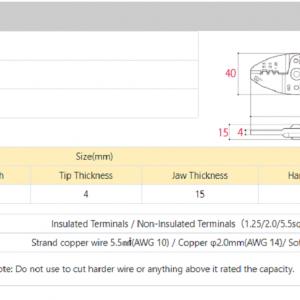 Thông số kỹ thuật Tsunoda AP-02