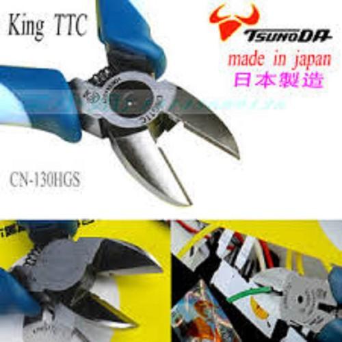 Kìm cắt cạnh Tsunoda CN-130HGS
