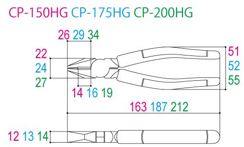 Thông số Tsunoda CP-150HG